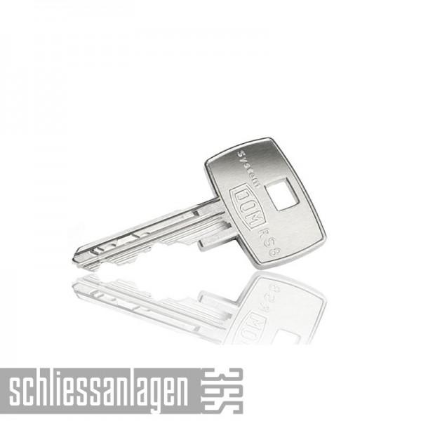 DOM RS 8 Schlüssel